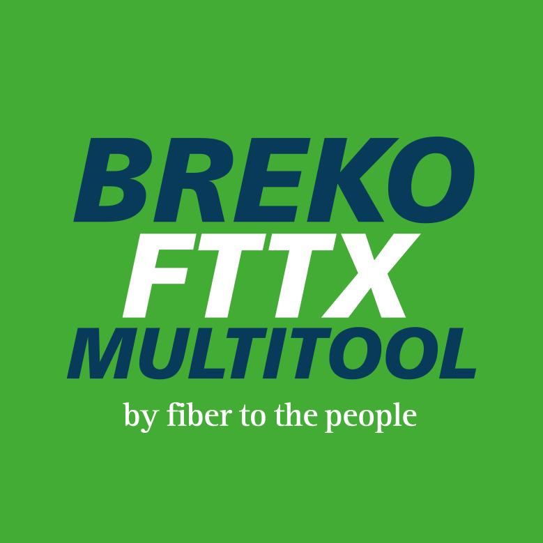 BREKO FTTX MULTITOOL